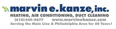 Marvin E. Kanze HVAC