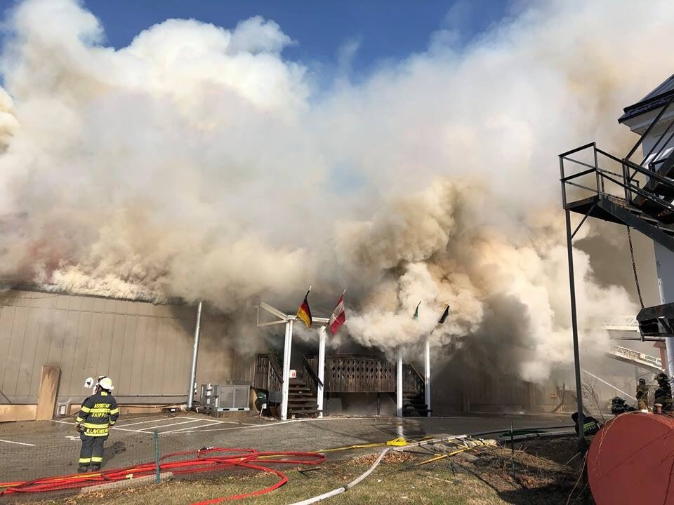 Lower Providence Township | 3-Alarm Fire